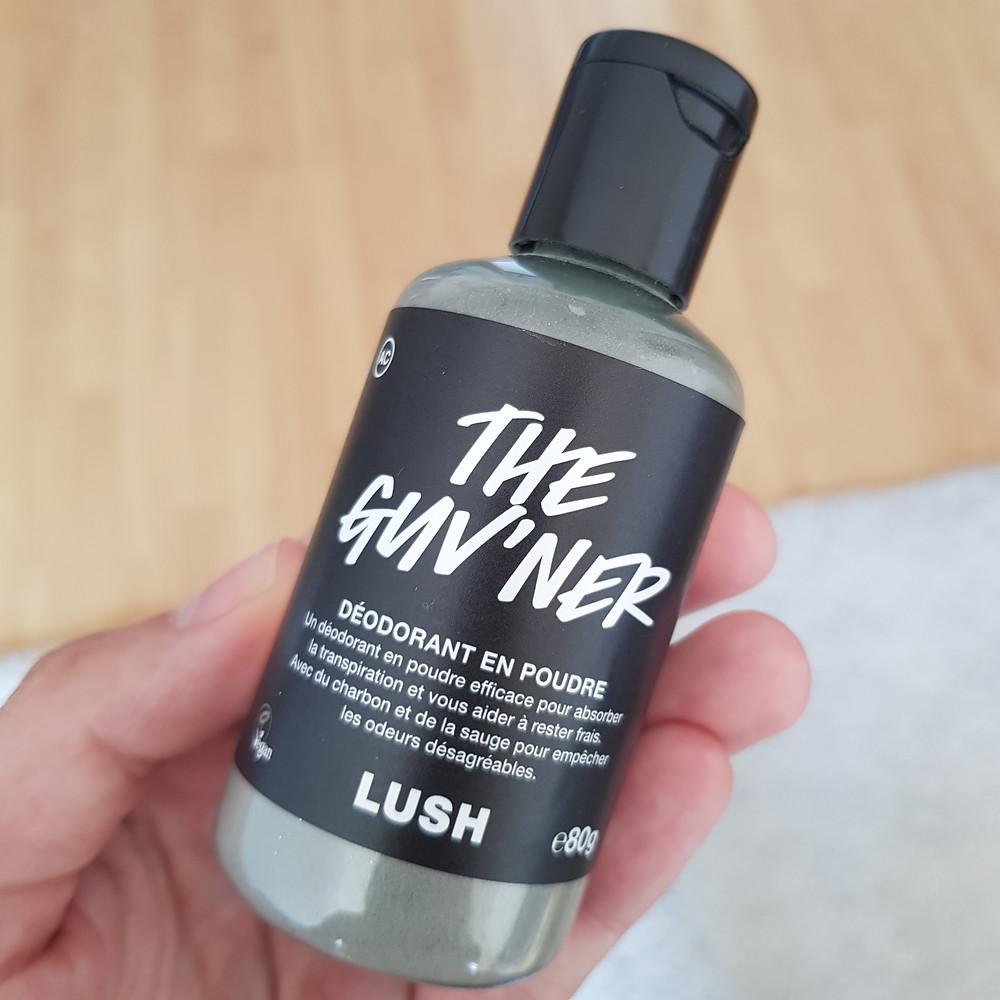 Déodorant en poudre The Guv'Ner Lush
