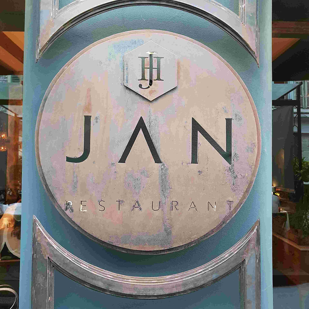 restaurant Jan à Nice