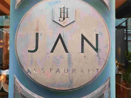 J'ai testé le restaurant Jan à Nice, mon avis
