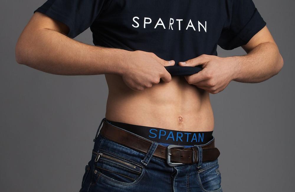 Boxer Spartan