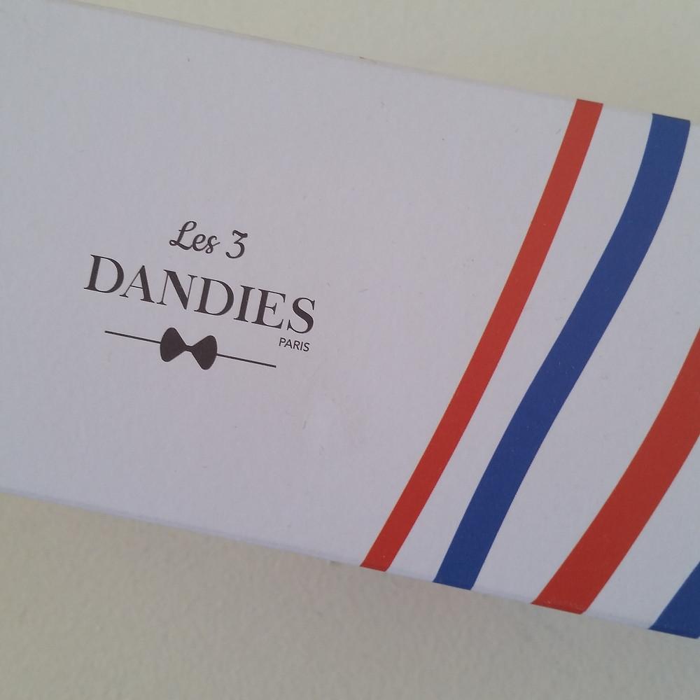 Coffret Les 3 Dandies