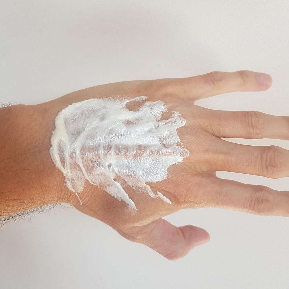 crème a raser Pur Aloé avis
