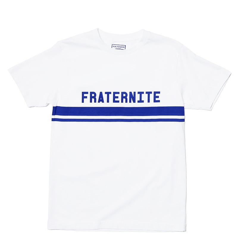 Tee-shirt Fraternité Club Pétanque