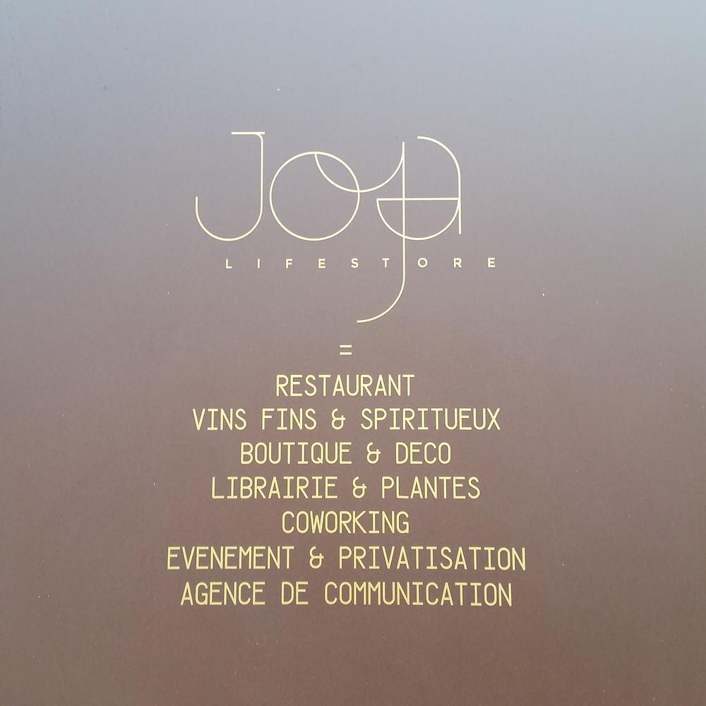 Joya Life Store à Nice