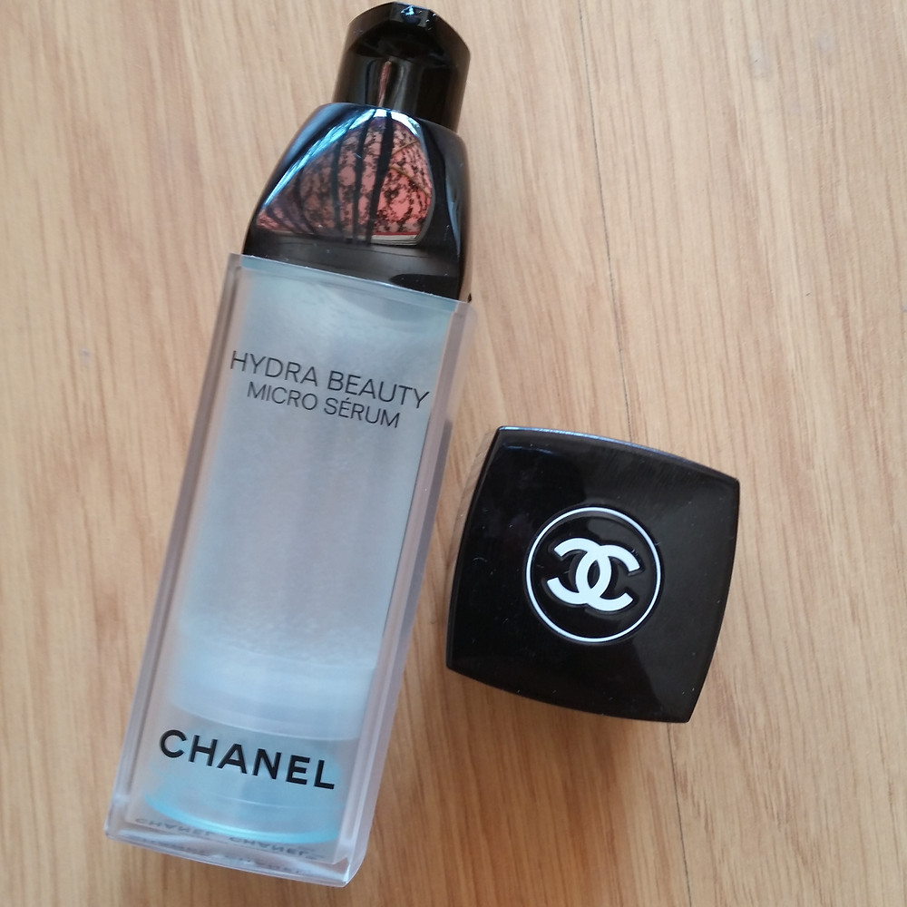 Chanel hydra beauty blog pour homme