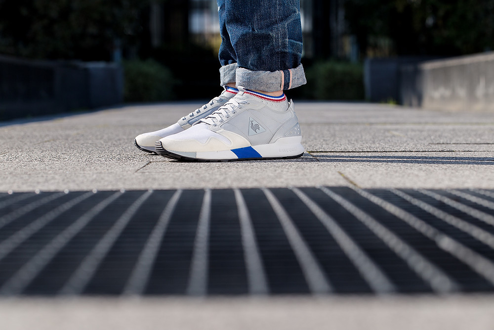 photo Omicron Le Coq Sportif