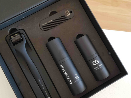 J'ai testé The Beard Growth Kit de Copenhagen Grooming, mon avis