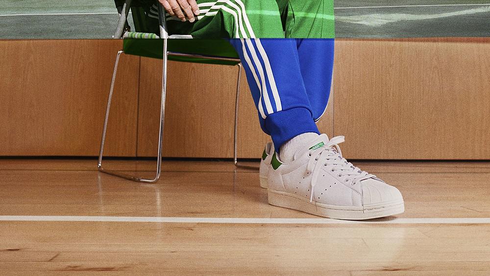 Adidas lance la Superstan
