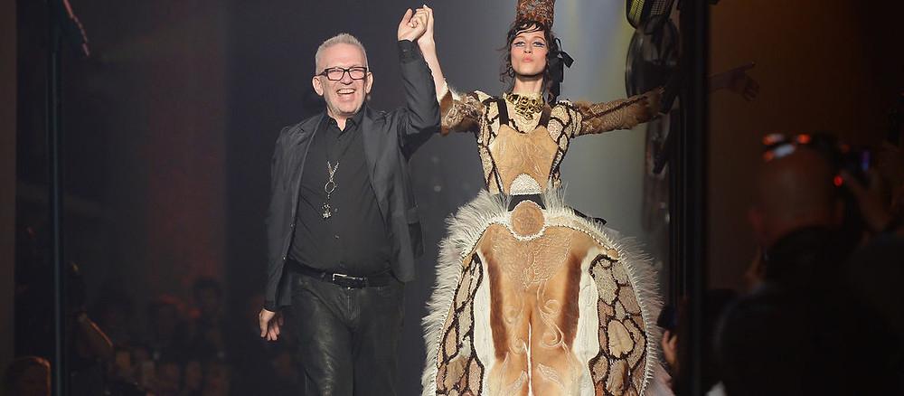 Jean Paul Gaultier Bretagne mariée, blog pour homme