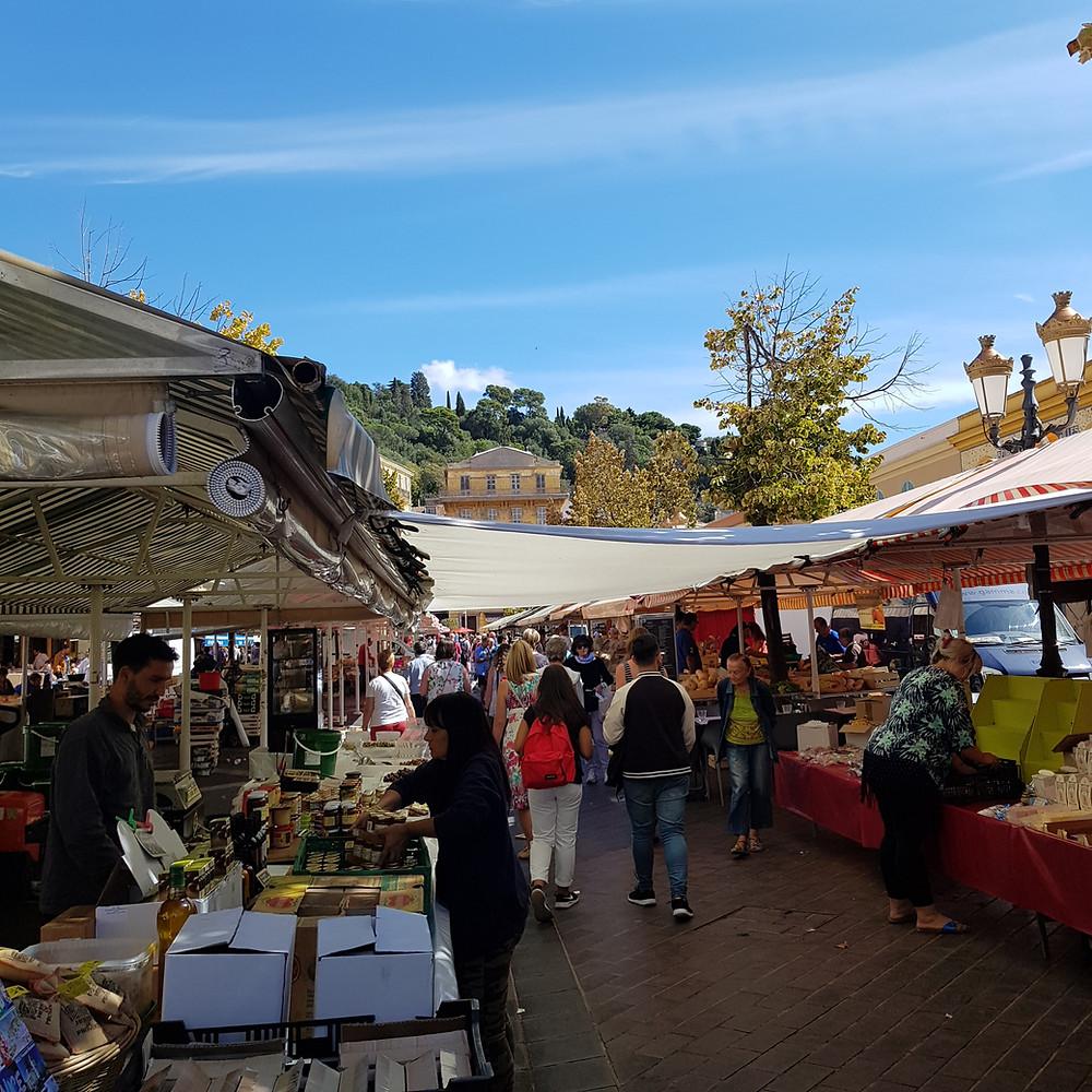 marché cours saleya Nice