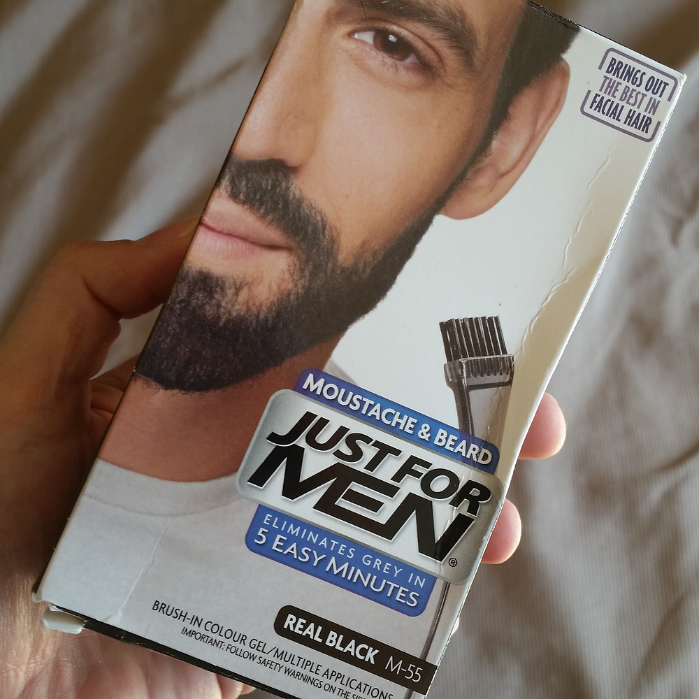 Just For Men teinture pour barbe