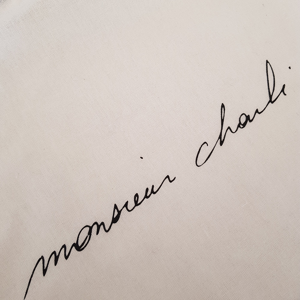 écharpe Monsieur Charli