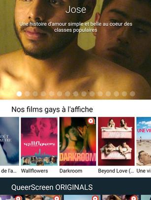Mon avis sur Queerscreen, la plateforme de films LGBT+