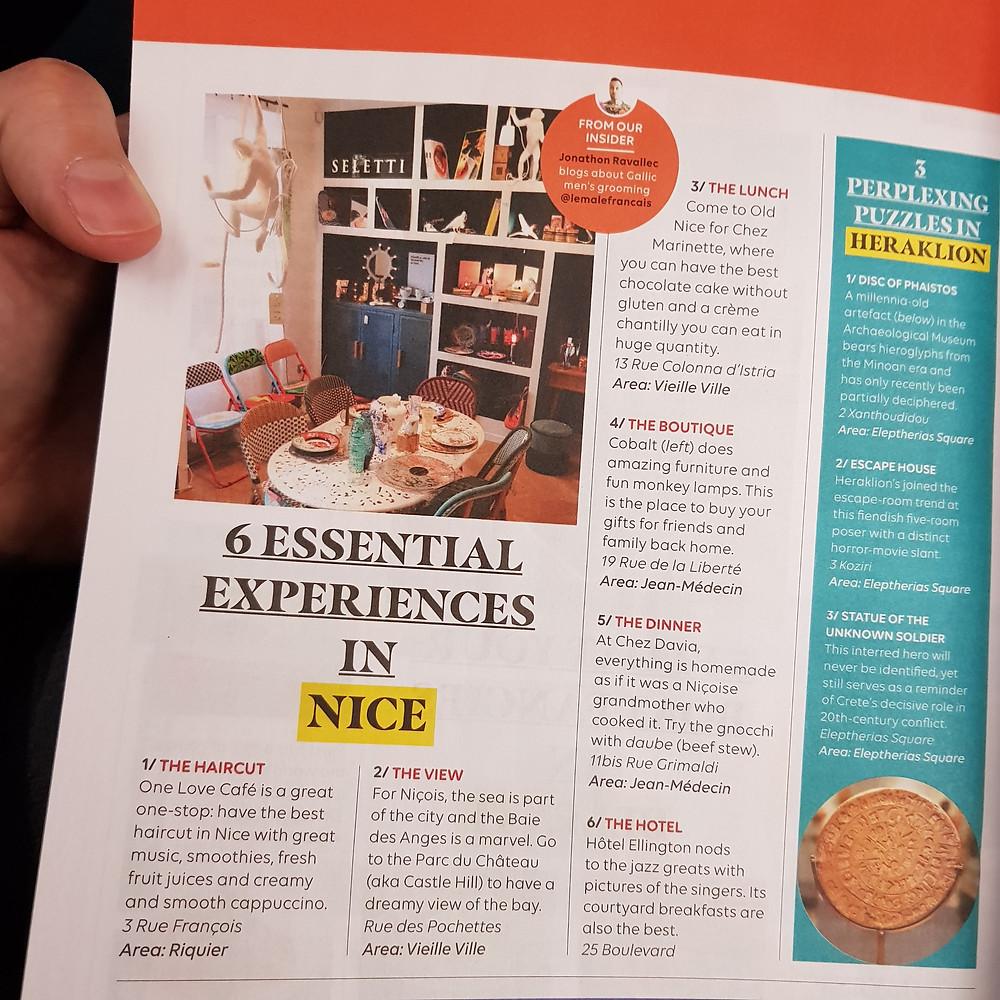 Magazine Traveller Easyjet
