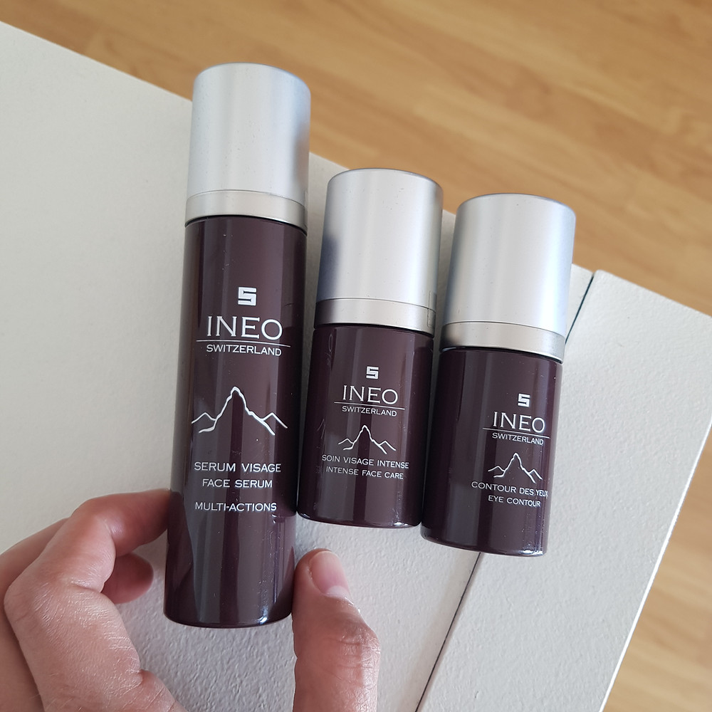 Ineos Switzerland routine visage