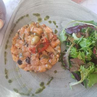 Restaurant à Nice, le Belle Bay
