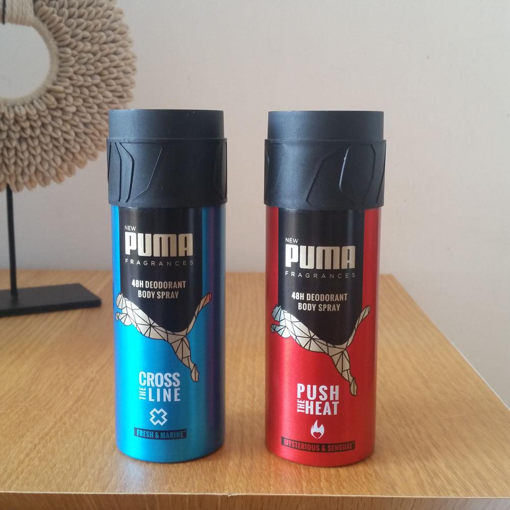 Spray déodorant homme Puma : mon avis