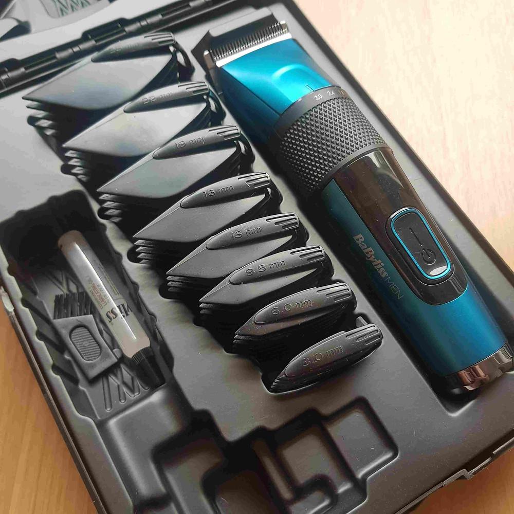 tondeuse cheveux E990E Japanese Steel de Babyliss