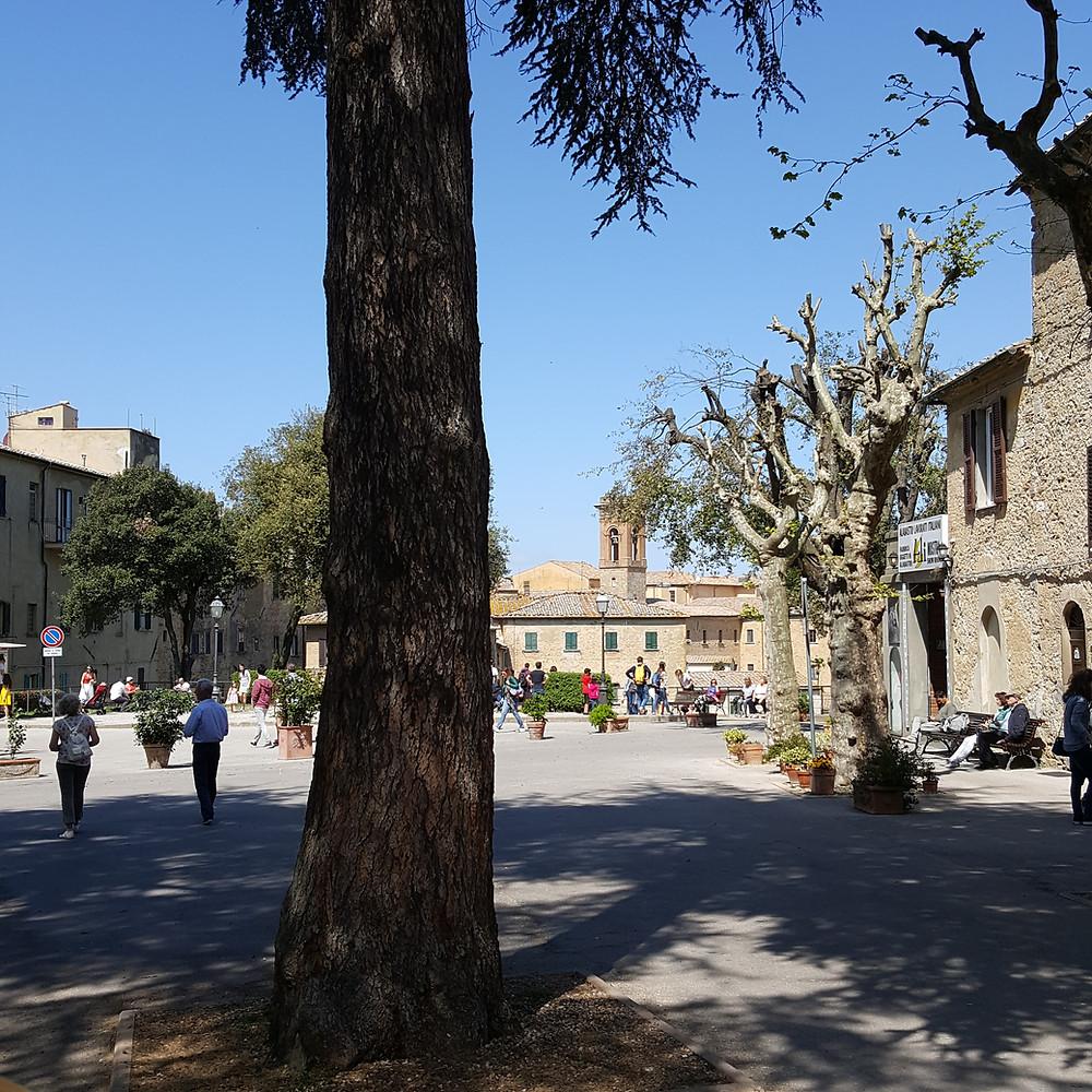 Place principale de Voterra