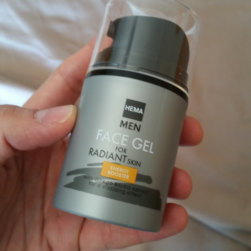 Face Gel Gema Men