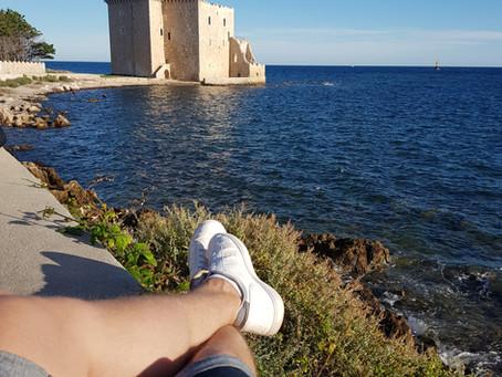 Visite des îles de Lérins à Cannes : à la découverte du vin de l'île St Honorat
