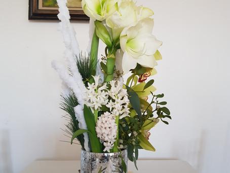 La livraison à domicile de fleurs, c'est quand même pas mal !
