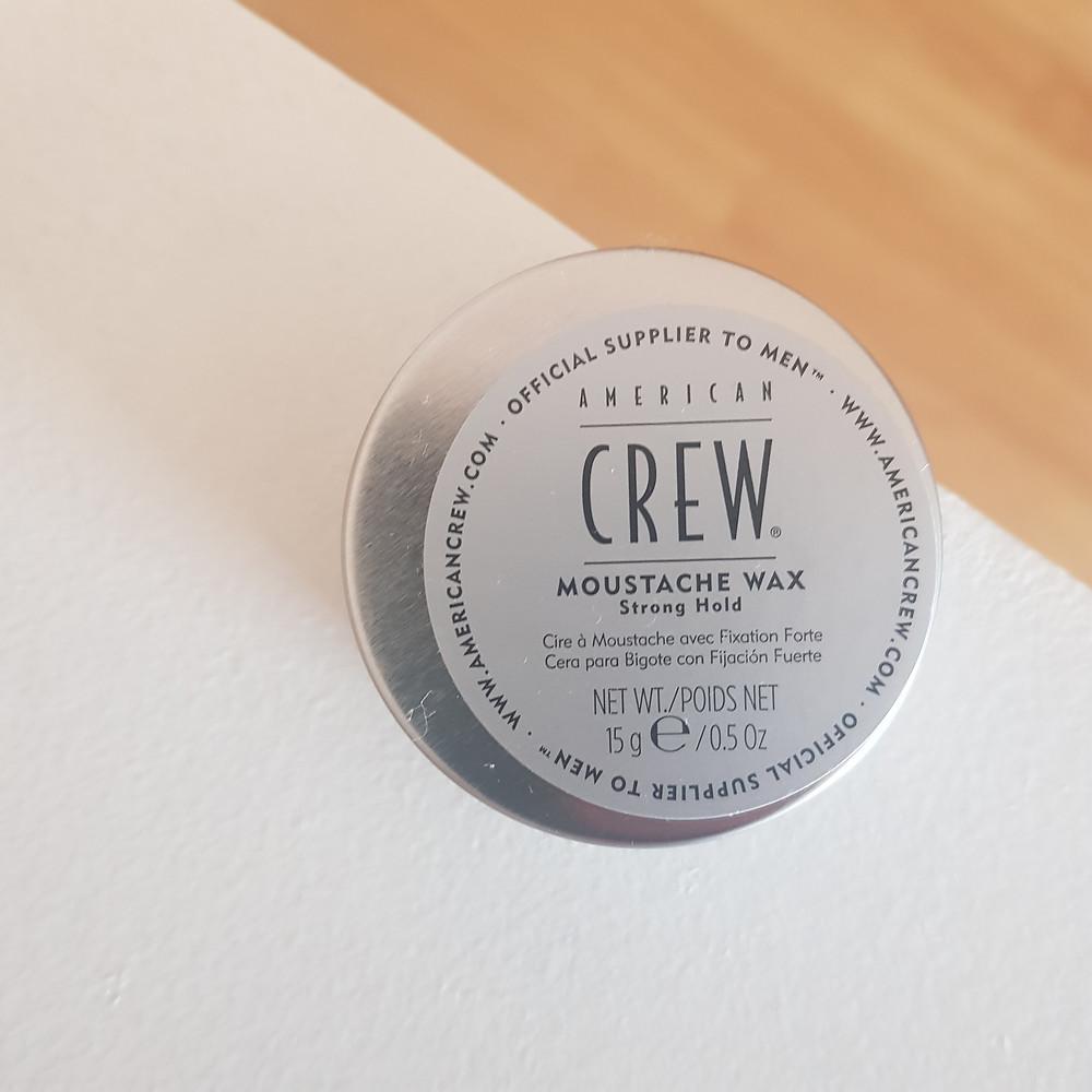 Moustache Wax d'American Crew