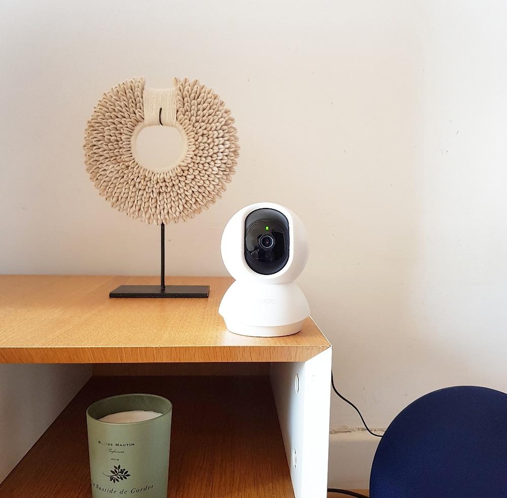 camera de surveillance WiFi TP-Link