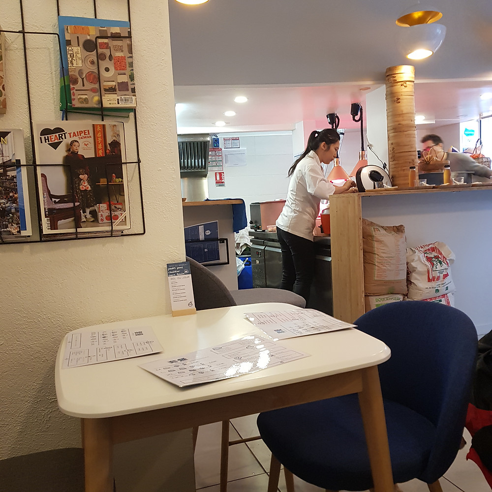 Kooc Bao cuisine taïwanaise à Nice