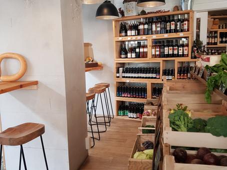Manger local et des produits de la ferme : c'est possible à Nice chez 21 Paysans