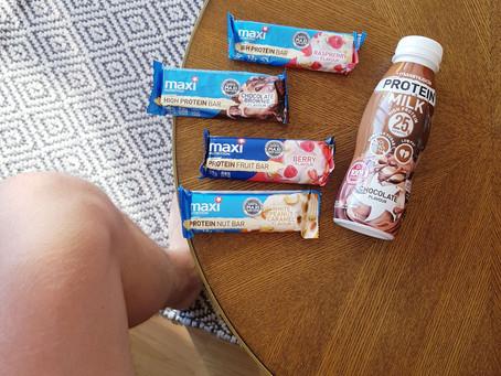 J'ai testé les aliments protéinés de MaxiNutrution, mon avis