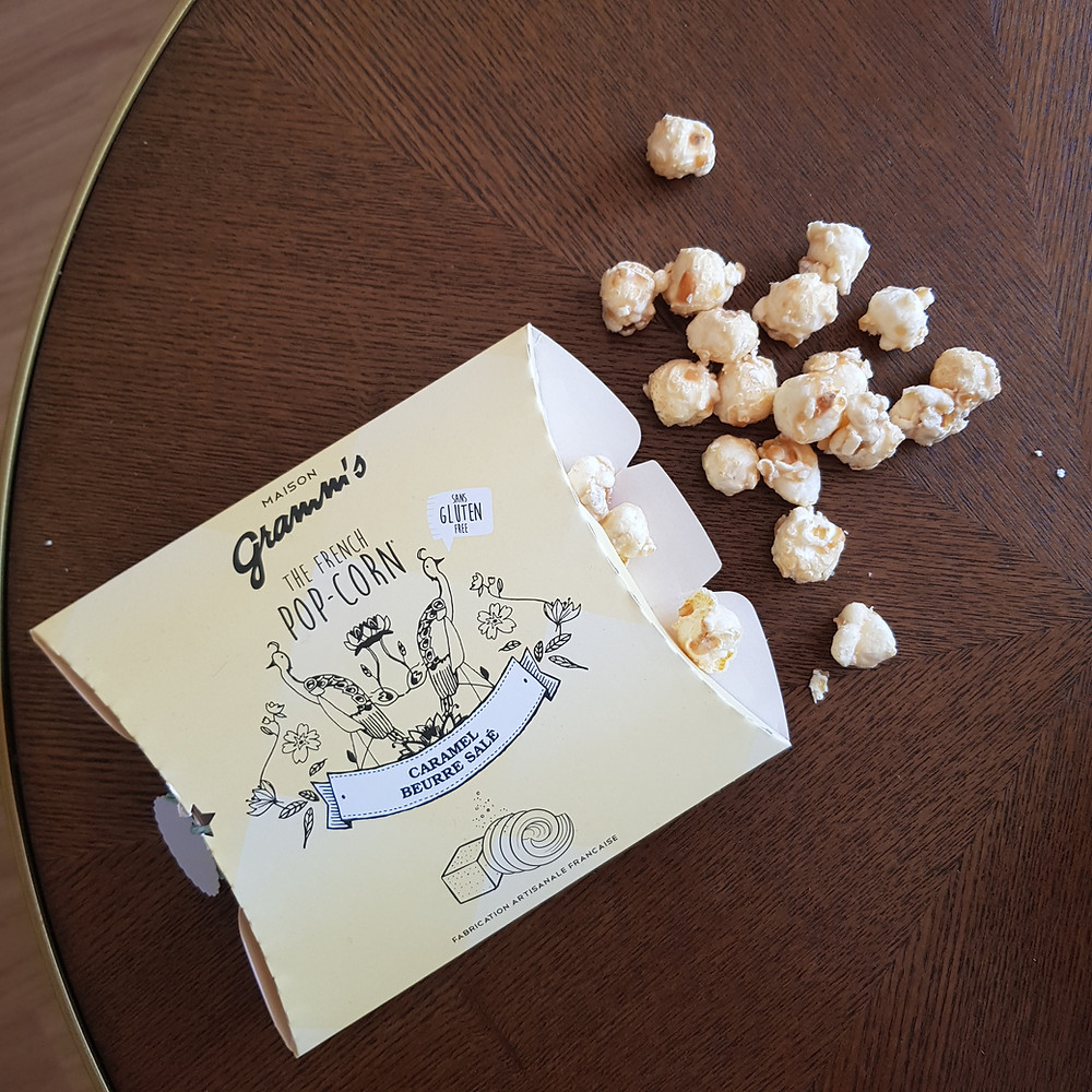 Pop corn Maison Gramm's