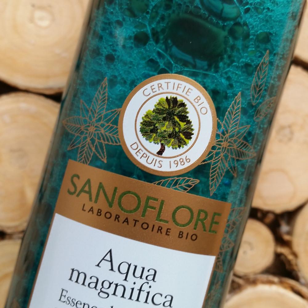 Eau bio de Sanoflore Aqua Magnifica