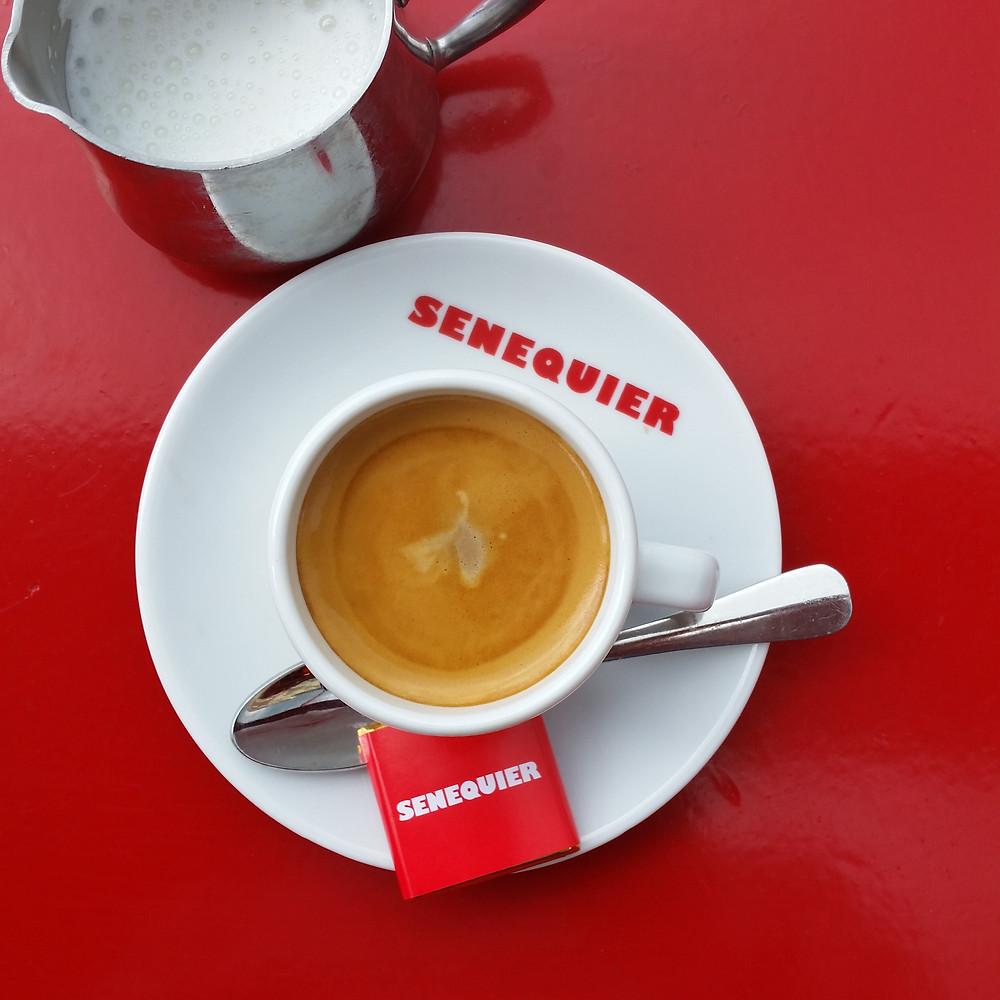café Sénéquier Saint Tropez