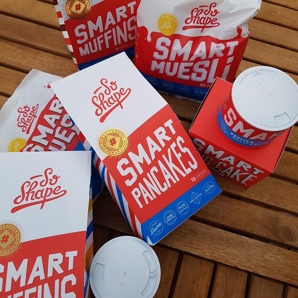 Smart Food Box de So Shape