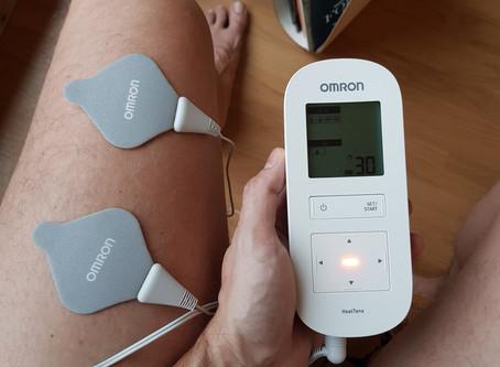 J'ai testé l'appareil antidouleur à domicile HeatTens d'Omron