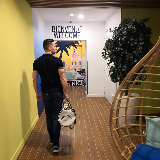Hotel à Nice : The Deck Hotel