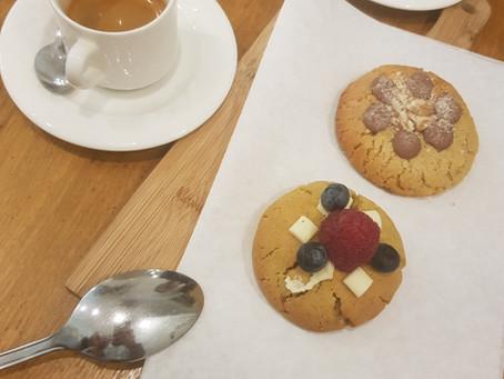 Maison Charlotte Busset à Cannes, j'ai enfin testé ses cookies.