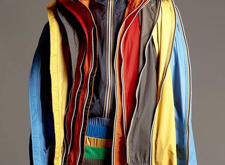 K-WAY, la transformation d'une veste de pluie en une marque iconique au Pitti Uomo