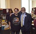 Tony Reardon visit