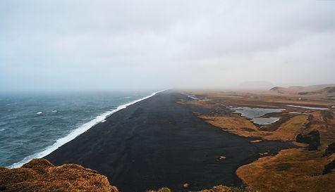 línea costera