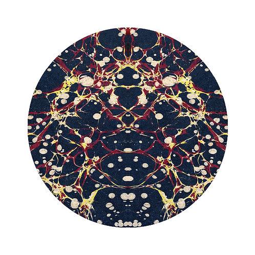 contemporary greek art Thanos Makris textile print