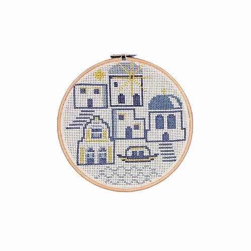 Greek Island Embroidery
