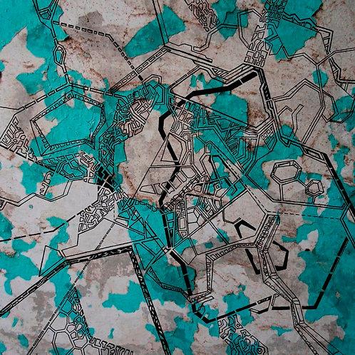 contemporary greek art Tolis Tatolas print