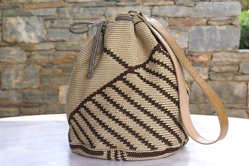 Crochet Handmade Large Shoulder Bag