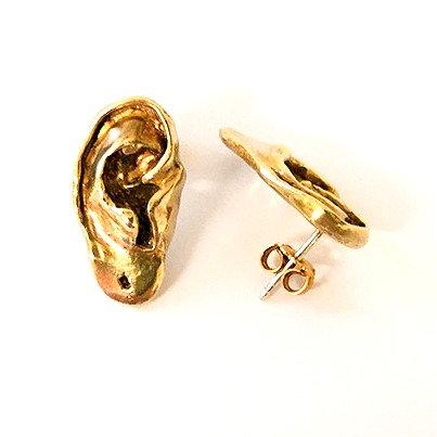 contemporary greek jewelry Myrogianni earrings