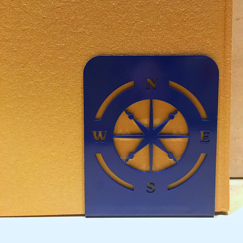 """""""Compass"""" Bookend"""