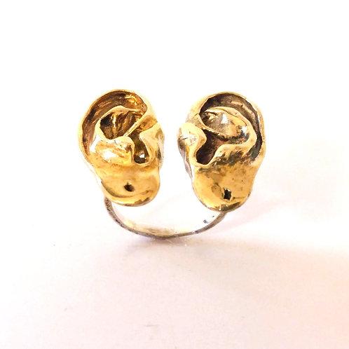 contemporary greek jewelry Myrogianni ring