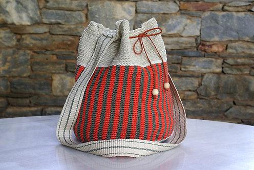 Large Wayuu Handmade Crochet Bag