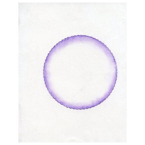 contemporary greek art Niki Gulema pencil pastel drawing